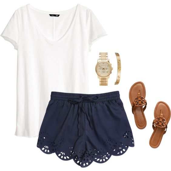 summer outfit ideas her track