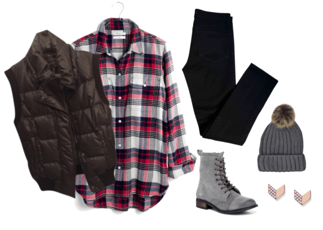 17 Winter Outfits For Staying Warm in Style This Season