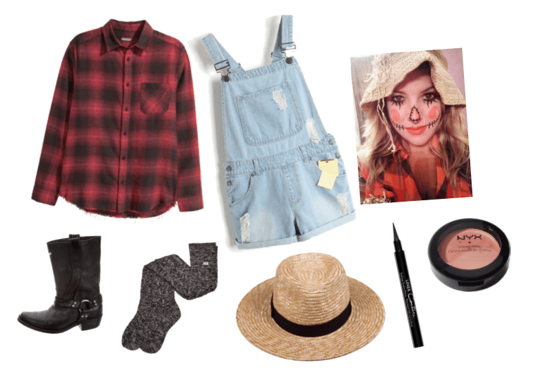 Scarecrow Costume: 10 Cute & Easy Halloween Costumes That Won't Break the Bank
