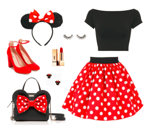 Minne Mouse: 10 Cute & Easy Halloween Costumes That Won't Break the Bank