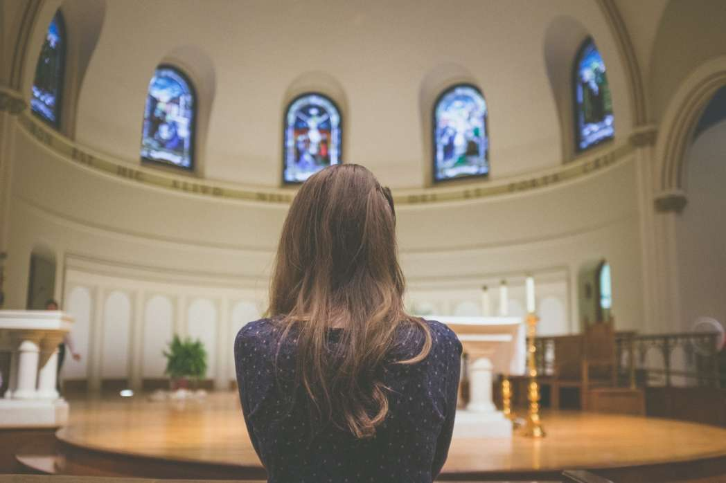 Are you there God? It's Me-- a Struggling Catholic
