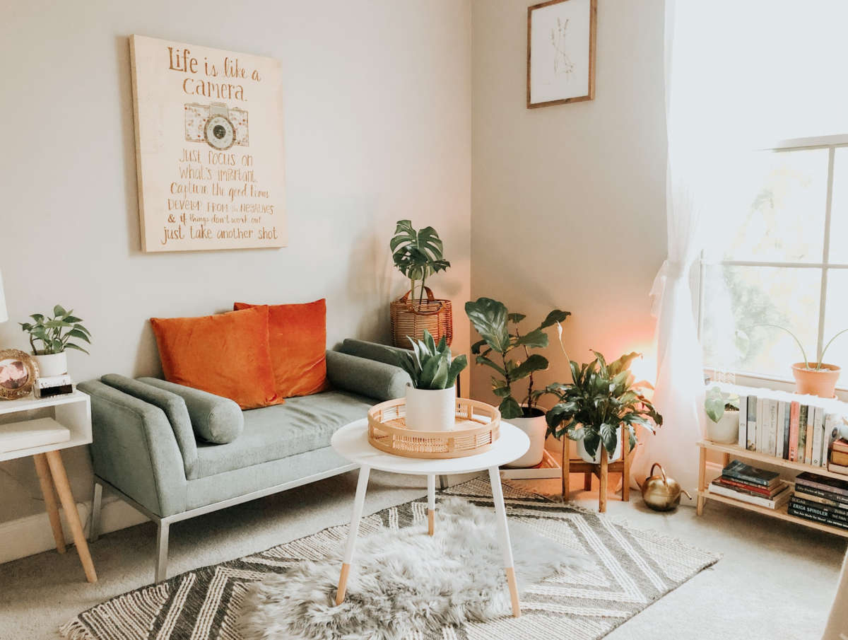 9 Simple (and Cheap) Ways to Elevate Your Living Room
