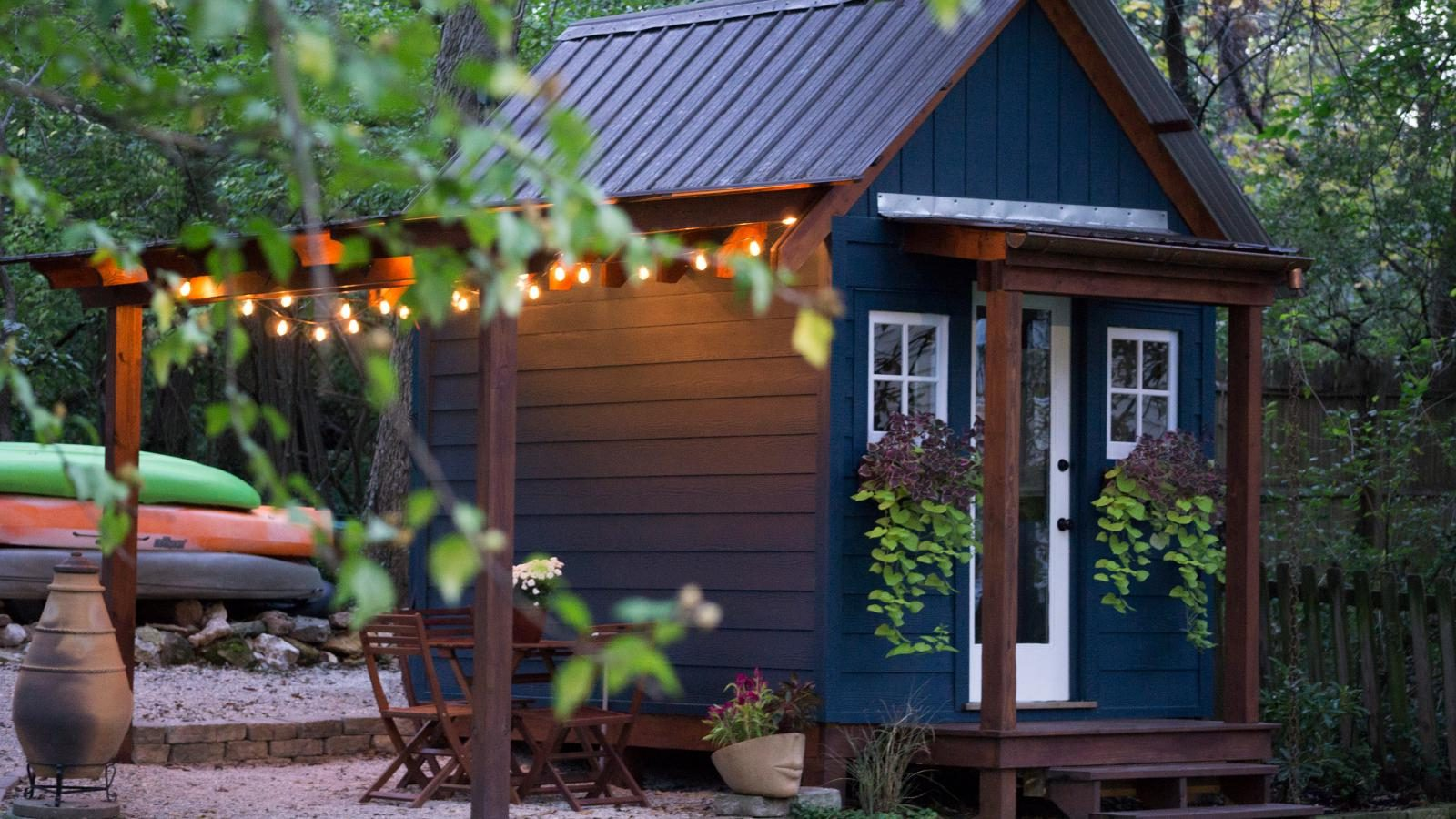4 Awesome Reasons to Get Yourself a She Shed